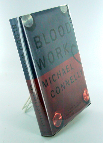(Books To Film) BLOOD WORK. Michael CONNELLY.