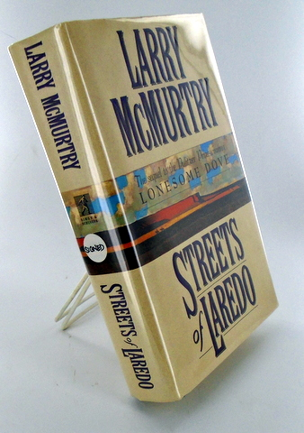 STREETS OF LAREDO. Larry McMURTRY.