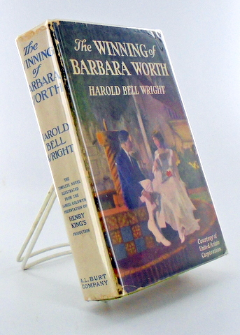 (Photoplay Edition) THE WINNING OF BARBARA WORTH. Harold Bell WRIGHT.