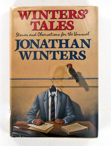 WINTERS' TALES; Stories and Observations for the Unusual. Jonathan WINTERS.
