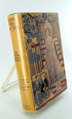 (Photoplay Edition) LITTLE OLD NEW YORK. Rida Johnson YOUNG.