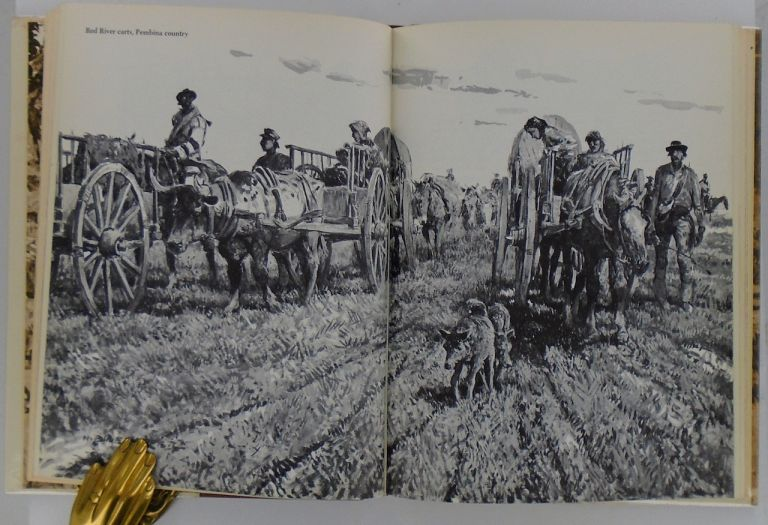 WAGONS, MULES AND MEN; How the Frontier Moved West. Nick EGGENHOFER.