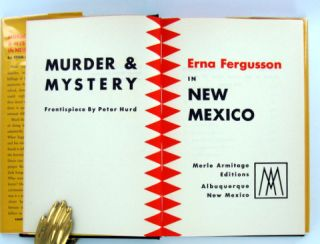 MURDER & MYSTERY IN NEW MEXICO