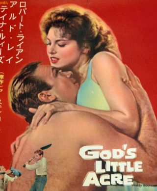"ORIGINAL MOVIE POSTER: ""GOD'S LITTLE ACRE"""