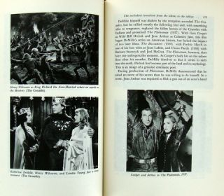 (Movies) DeMILLE. THE MAN AND HIS PICTURES