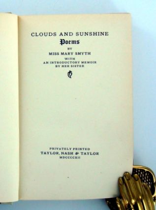 CLOUDS AND SUNSHINE POEMS