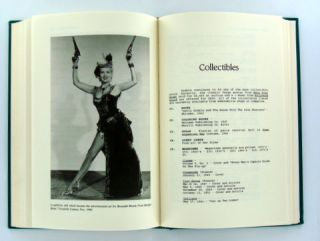 (Movies) BETTY GRABLE. A BIO-BIBLIOGRAPHY