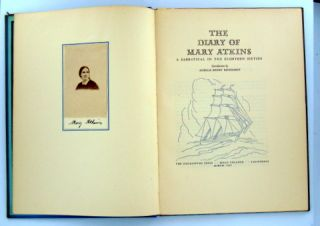THE DIARY OF MARY ATKINS