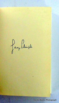 (Books About Books) THE PARIS REVIEW ANTHOLOGY