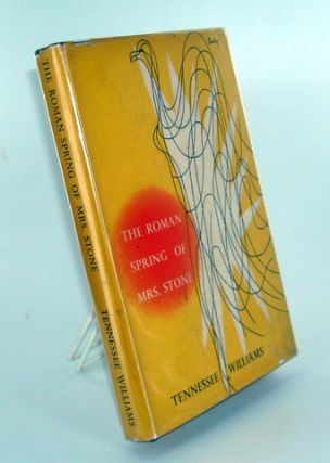(Books To Film) THE ROMAN SPRING OF MRS. STONE. Tennessee WILLIAMS.