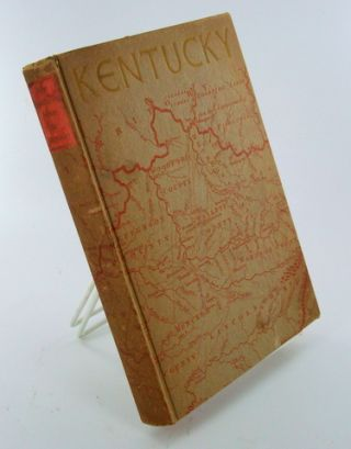 JOHN BRADFORD'S HISTORICAL & NOTES ON KENTUCKY FROM THE WESTERN MISCELLANY COMPILED BY G. W....