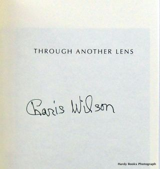 (Photography / Edward Weston) THROUGH ANOTHER LENS. My Years with Edward Weston