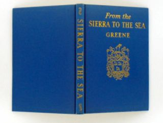 FROM THE SIERRA TO THE SEA or SONGS FROM THE SCAEAN GATE