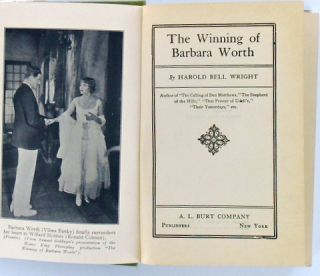 (Photoplay Edition) THE WINNING OF BARBARA WORTH