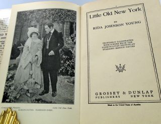 (Photoplay Edition) LITTLE OLD NEW YORK