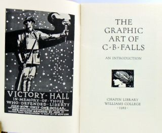 THE GRAPHIC ART OF C. B. FALLS; An Introduction