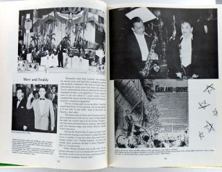 "ARE THE STARS OUT TONIGHT? THE STORY OF THE FAMOUS AMBASSADOR AND COCOANUT GROVE. ""HOLLYWOOD'S HOTEL"""