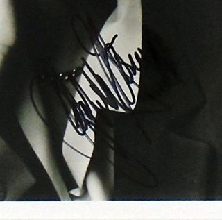 ORIGINAL SIGNED PHOTOGRAPH