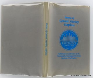 POEMS OF GERALD MANLEY HOPKINS; Made in Celebration of the Centennial of Gonzaga University Spokane, Washington