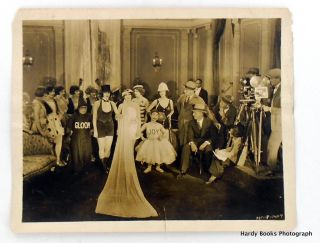 "ORIGINAL PHOTOGRAPH: ""THE UNINVITED GUEST"" Gay Party. Maurice ""Lefty"" FLYNN, Jean TOLLEY, Mary..."