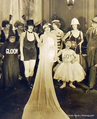 """ORIGINAL PHOTOGRAPH: """"THE UNINVITED GUEST"""" Gay Party"""