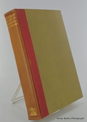THE SCARLET LETTER; This Edition Illustrated With Wood Engravings Designed and Engraved By...