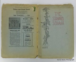 ORIGINAL: THE STANFORD SEQUOIA. JANUARY 29, 1901; Volume X, No. 12.