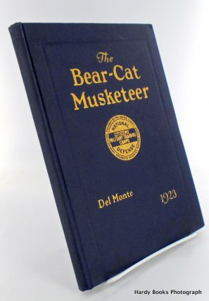 THE BEAR-CAT MUSKETEER. 1923. Jo MORA, Roland G. WATKINS