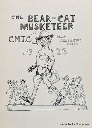 THE BEAR-CAT MUSKETEER. 1923