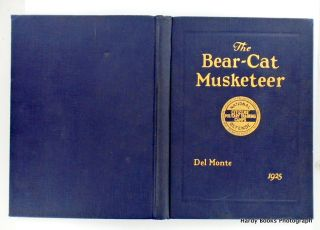 THE BEAR-CAT MUSKETEER. 1925