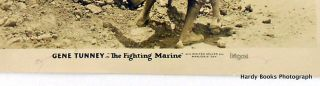 "ORIGINAL MOVIE STILL PHOTOGRAPH: ""THE FIGHTING MARINE"""