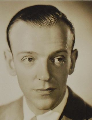ORIGINAL PHOTOGRAPH OF FRED ASTAIRE