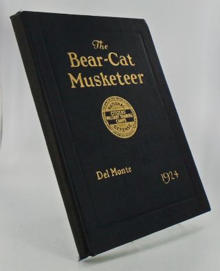 THE BEAR-CAT MUSKETEER. 1924. Jo MORA, Roland G. WATKINS