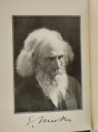 VENTURES AND ADVENTURES OF EZRA MEEKER OR SIXTY YEARS OF FRONTIER LIFE / THE OREGON TRAIL