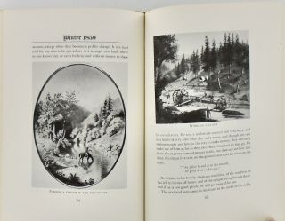 THE GOLD RUSH LETTERS OF J. D. B. STILLMAN; With An Introduction by Kenneth Johnson