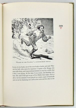 NARRATIVE OF THE LIFE AND ADVENTURES OF MAJOR C. BOLIN ALIAS DAVID BUTLER AS RELATED BY HIMSELF TO A. A. SARGENT.