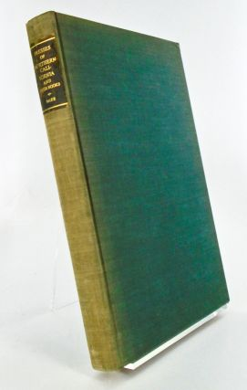 PRESSES OF NORTHERN CALIFORNIA AND THEIR BOOKS 1900-1933. Louise Farrow BARR