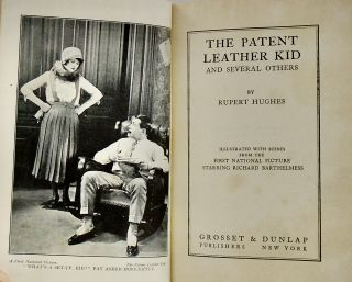 (Photoplay Edition) THE PATENT LEATHER KID AND SEVERAL OTHERS